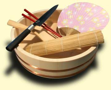 der sushi tsu zubeh r. Black Bedroom Furniture Sets. Home Design Ideas